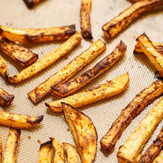 Rutabaga Fries.