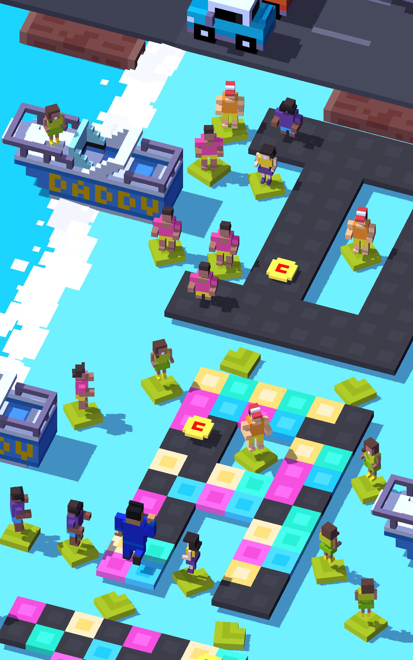 Crossy Road screenshot #9