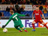 AS Roma won met 1-0 van AA Gent
