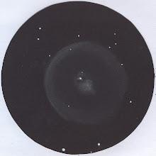 Photo: Comète 17P Holmes, vue le 30 octobre 2007 à 21H40 TU dans le T406 à 250X.