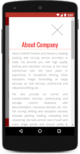 Nashik Packers and Movers- screenshot thumbnail