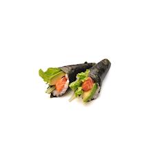TK4 Avocat Tartare de saumon spicy