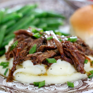 Crock Pot Mississippi Pot Roast Recipe