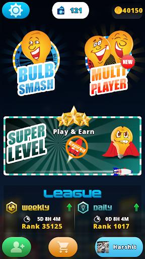Bulb Smash - Best Game Of 2017  captures d'écran 1