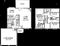 Robinhood Court Apartments and Villas in Winston-Salem