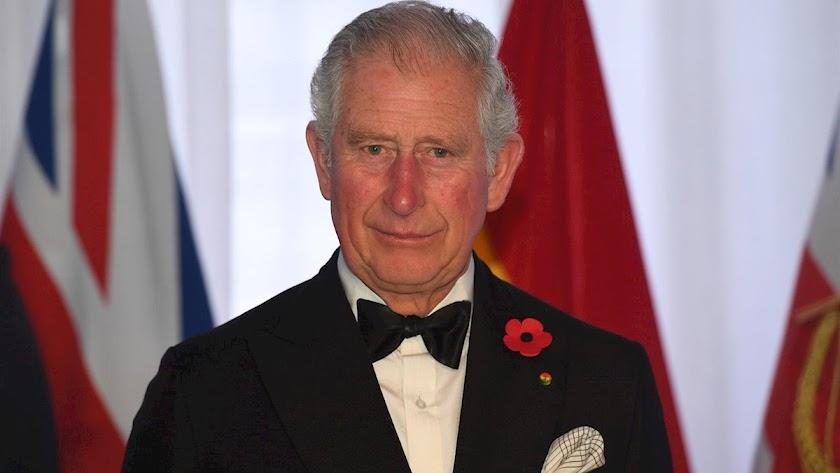 El príncipe Carlos de Inglaterra.