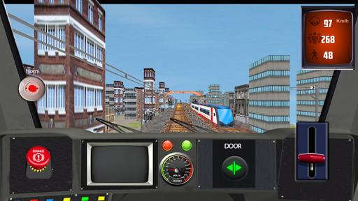 Bullet Train Driving Simulator  screenshots 2