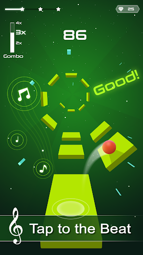 Magic Twist: Twister Music Ball Game 1.1.3 mod screenshots 4