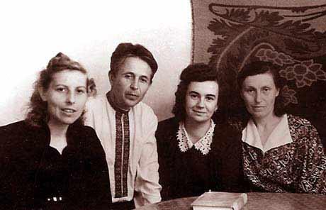 Украинский переводчик Григорий Кочур