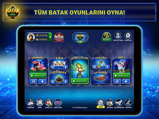 Batak Club: Online Batak Eu015fli Batak u0130haleli Batak Screenshots 10