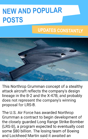 android Aviation news! Screenshot 3
