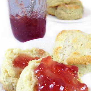 Mile High Buttermilk Biscuits.
