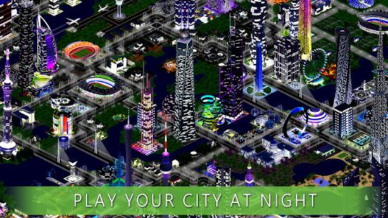 Designer City Building Game Screenshot Thumbnail