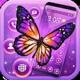 Butterfly launcher theme &wallpaper