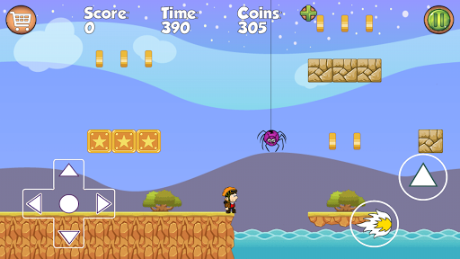 Naru's World Jungle Adventure 2.0 screenshots 2