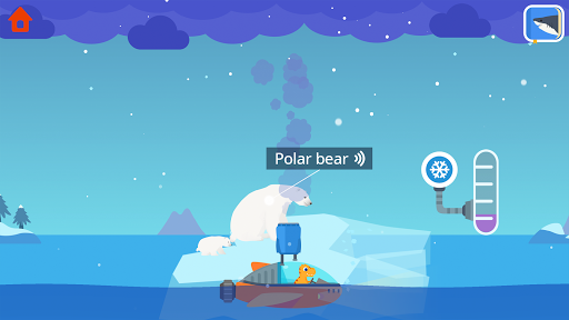 Dinosaur Ocean Explorer - Sea Exploration Games 1.0.2 screenshots 16
