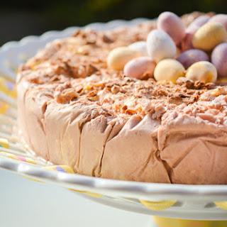 Easter Ice Cream Cake