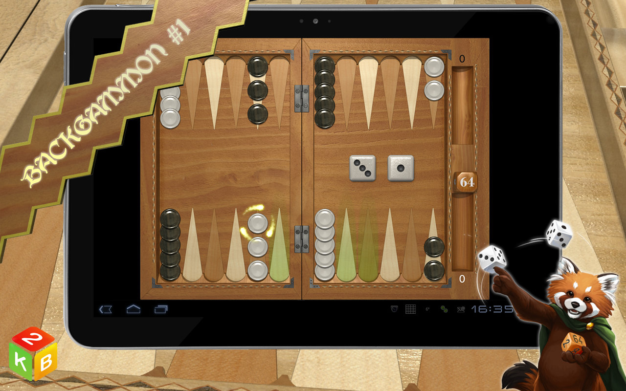Backgammon Masters- screenshot