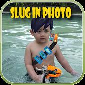 Slug in Photo