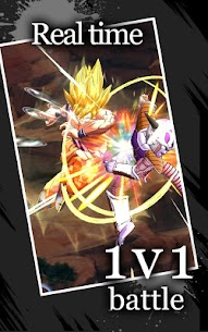 Dragon Ball Legends Mod Apk (1 Turn Win/Hit Kill/Mod Men) 4
