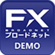 FXブロードネット for Android デモ