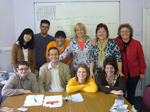 Photo: The last day of my teacher Pablo in HELC. Pablo was a great teacher!!