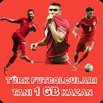 Türk Futbolcuları Bil 1 GB Kazan icon