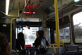 Photo: Tampassa bussikuskeilla on aina aikaa jutella ja neuvoa - miksei näin ole Suomessa?