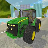 City Tractor Simulator 2016
