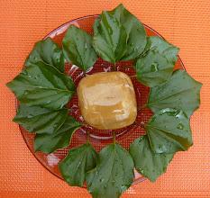 Photo: mandalka listovo-kameňová