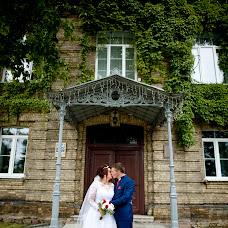 Wedding photographer Anna Evstrat (evstrataa). Photo of 26.08.2018