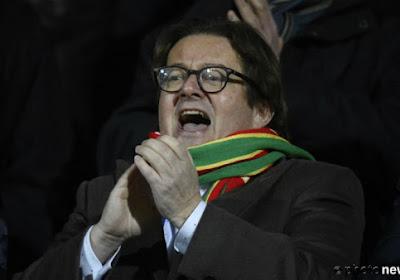 Marc Couke se paye la tête du Club de Bruges