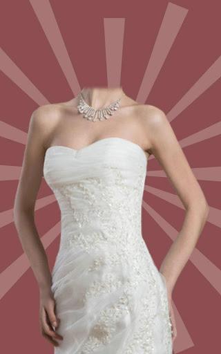 Wedding Gown Suit Fun