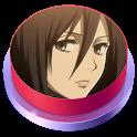 MIKASA Attack on Titan | Sound icon