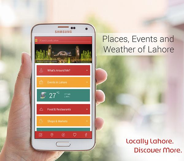Locally Lahore- screenshot