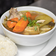 Chicken Soup  - Sopa de Pollo  - small