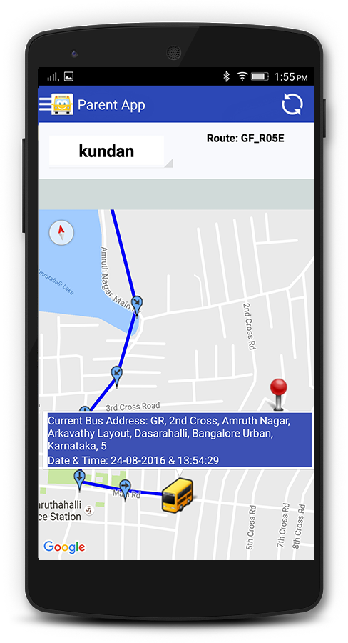 Gps Tracking App For Parents Android Apps On Google Play