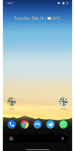 Shade Launcher 2020-06-18 16:22 screenshots 1
