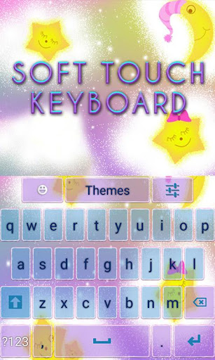 Soft Touch Keyboard