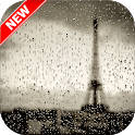 Rain Wallpaper HD ⛆ icon