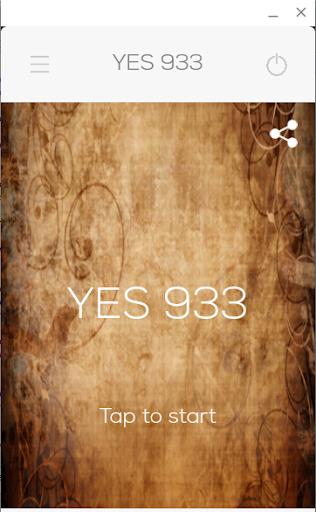 YES 933 SINGAPORE