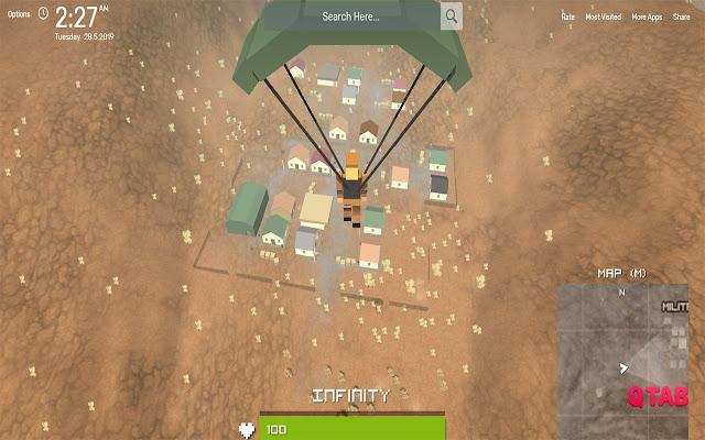 SurvivalZ Battlegrounds Wallpapers