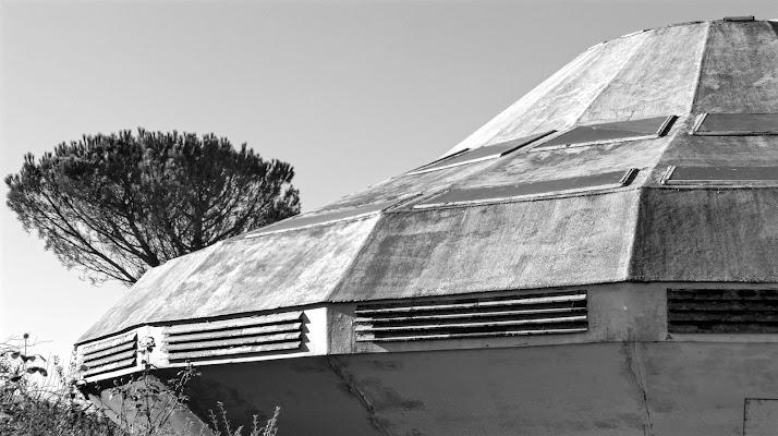 Casa Ufo a Gallicano di Roma di leonardix
