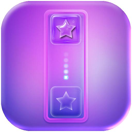 スターの点滅は、ロックを解除するには 工具 App LOGO-硬是要APP