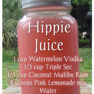 Hippie Juice Recipe