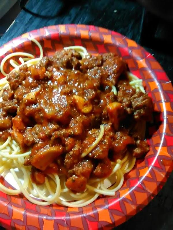 Spaghetti And Meat Sauce Recipe