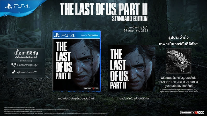 The Last of Us Part limited