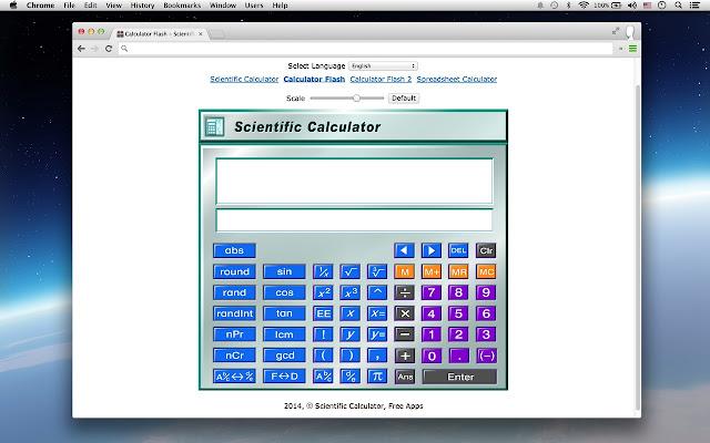 Scientific Calculator, Unit Converter - Chrome Web Store