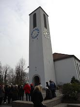 Photo: Besuch der reformierten Kirche