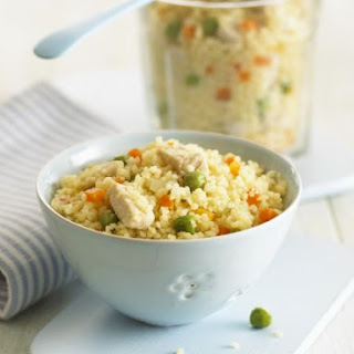 Chicken and Vegetable Couscous